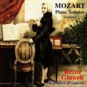 Mozart: Piano Sonatas (Complete) by Reine Gianoli