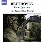 BEETHOVEN, L. van: Piano Quartets, WoO 36 (New Zealand Piano Quartet) by New Zealand Piano Quartet