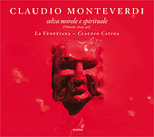 MONTEVERDI, C.: Selva morale e spirituale (La Venexiana) von Various Artists