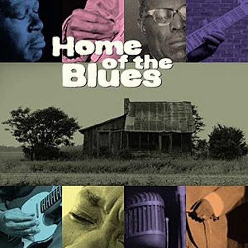 Home Of The Blues by Various Artists