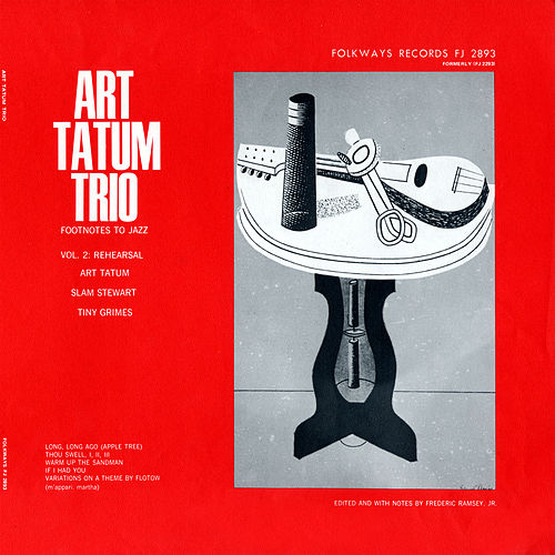 Footnotes to Jazz, Vol. 2: Jazz Rehearsal, II by Various Artists