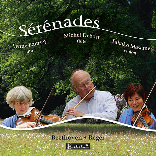 Serenades by Michel Debost