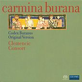 Medieval Songs from the Codex Buranus, 13th Century (Carmina Burana) (Clemencic Consort) by Rene Clemencic