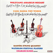 Mozart: Quintet in A Major - Weber: Quintet in B-flat Major by Various Artists