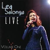 Lea Salonga Live Album Vol. 1 by Lea Salonga