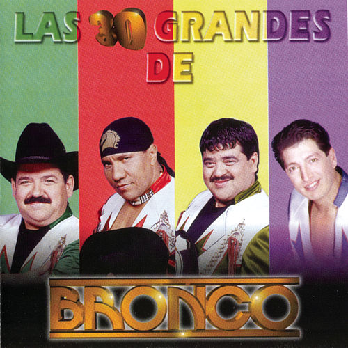 Los 30 Grandes De Bronco by Various Artists