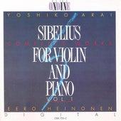 Sibelius: Complete Works For Violin And Piano Vol. 1 by Yoshiko Arai-Kimanen