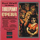 Weill-ThreePenny Opera by Various Artists