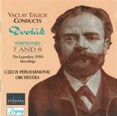 Talich/Czech Philharmonic: Dvorak by Antonin Dvorak