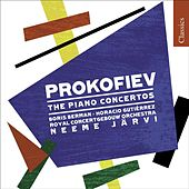 PROKOFIEV, S.: Piano Concertos Nos. 1-5 (Berman, Gutierrez) by Various Artists