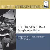 BEETHOVEN, L. van: Symphonies (arr. F. Liszt for piano), Vol. 4 (Biret) - No. 3,