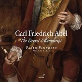 ABEL, C.F.: Viola da gamba Suites (Pandolfo) by Paolo Pandolfo
