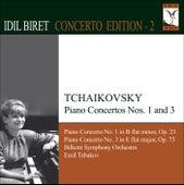TCHAIKOVSKY, P.I.: Piano Concertos Nos. 1 and 3 (Biret Concerto Edition, Vol. 2) by Idil Biret