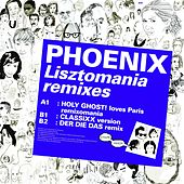 Kitsune: Lisztomania Remixes by Phoenix
