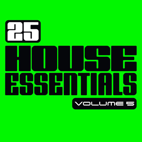 25 House Essentials, Vol. 5 by Various Artists