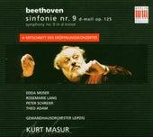 Ludwig Van Beethoven: Sinfonie Nr. 9 d-moll op. 125/Symphony no: 9 in d minor/Mitschnitt des Eröffnungskonzertes by Edda Moser