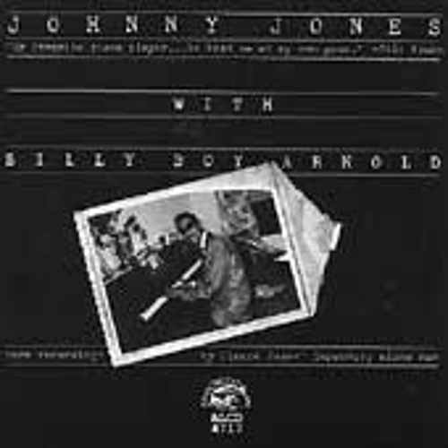 With Billy Boy Arnold by Johnny Jones