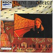 William Byrd, Ground and Variations - Elaine Thornburgh, Harpsichord by Elaine Thornburgh