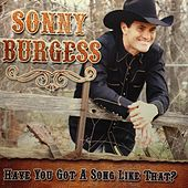 Have You Got A Song Like That? by Sonny Burgess (1)