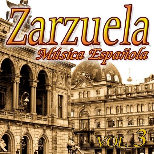 Zarzuelas Vol.3 by Orquesta De Lirica y Coros