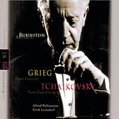 Grieg: Piano Concerto, op. 16, Tchaikovsky: Piano Concerto by Various Artists