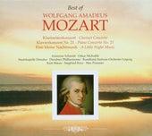 Wolfgang Amadeus Mozart: Klarinettenkonzert, Klavierkonzert Nr. 21, Eine kleine Nachtmusik by Various Artists