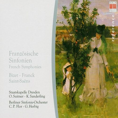 Französische Sinfonien/French Symphonies by Various Artists
