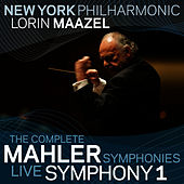 Mahler: Symphony No. 1 by New York Philharmonic