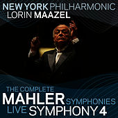 Mahler: Symphony No. 4 by New York Philharmonic