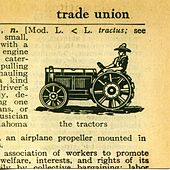 Trade Union by The Tractors