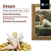 Piano Concertos 1 and 2 by Frederic Chopin