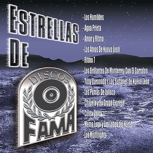 Estrellas de Fama by Various Artists