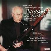 John Heard Performs Bassoon Concertos by Danzi and Vanhal by John Heard