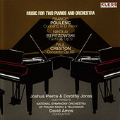 Music for Two Pianos and Orchestra by Joshua Pierce