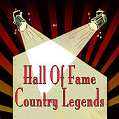 Hall Of Fame Country Legends by Various Artists