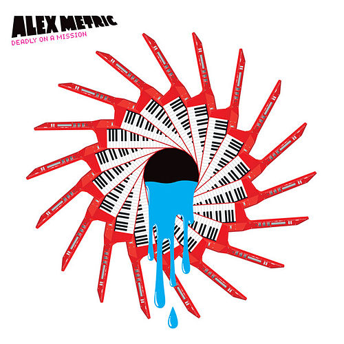 Deadly On A Mission EP by Alex Metric