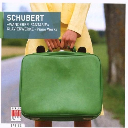 Franz Schubert: 'Wnderer-Fantasie' Klavierwerke by Peter Rösel