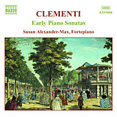 Early Piano Sonatas by Muzio Clementi