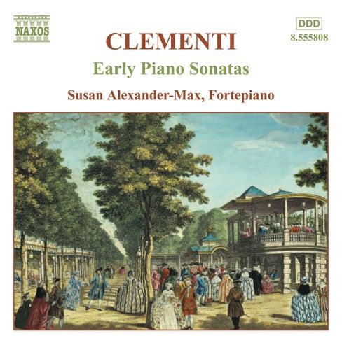 Early Piano Sonatas by Muzio Clementi