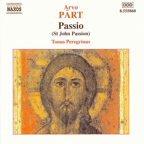 Passio by Arvo Part