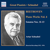 Piano Works Vol. 4 by Ludwig van Beethoven