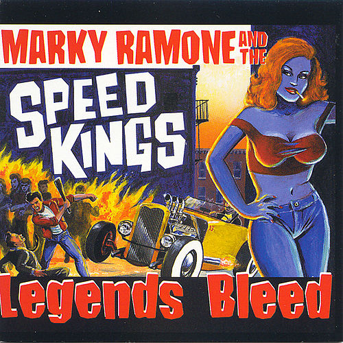 Legends Bleed by Marky Ramone & the Intruders