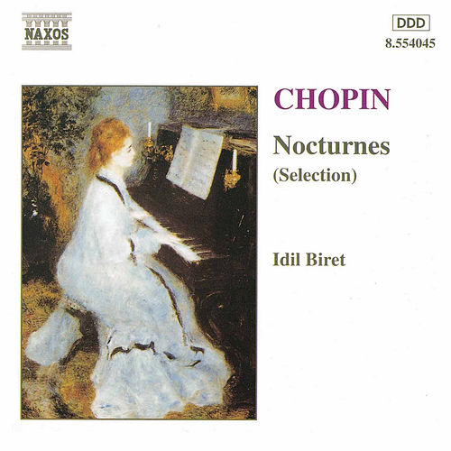 Nocturnes by Frederic Chopin