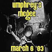 03-06-03 - The State Theater - Falls Church, VA by Umphrey's McGee