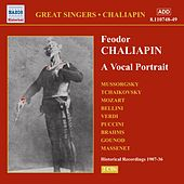 A Vocal Portrait by Feodor Chaliapin