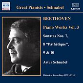 Piano Works, Vol 3 by Ludwig van Beethoven