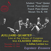 Juilliard Quartet, Vol. 1 by Juilliard Quartet