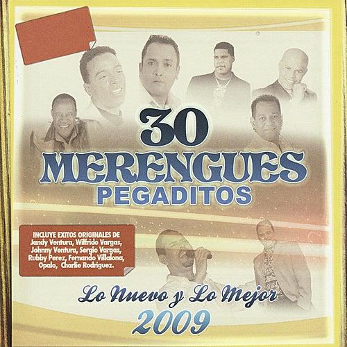 30 Merengues Pegaditos - Lo Nuevo y Lo Mejor 2009 by Various Artists