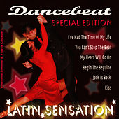 Dancebeat Special Edition - Latin Sensation by Tony Evans Dancebeat Studio Band