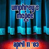 04-11-03 - The Orange Peel - Asheville, NC by Umphrey's McGee